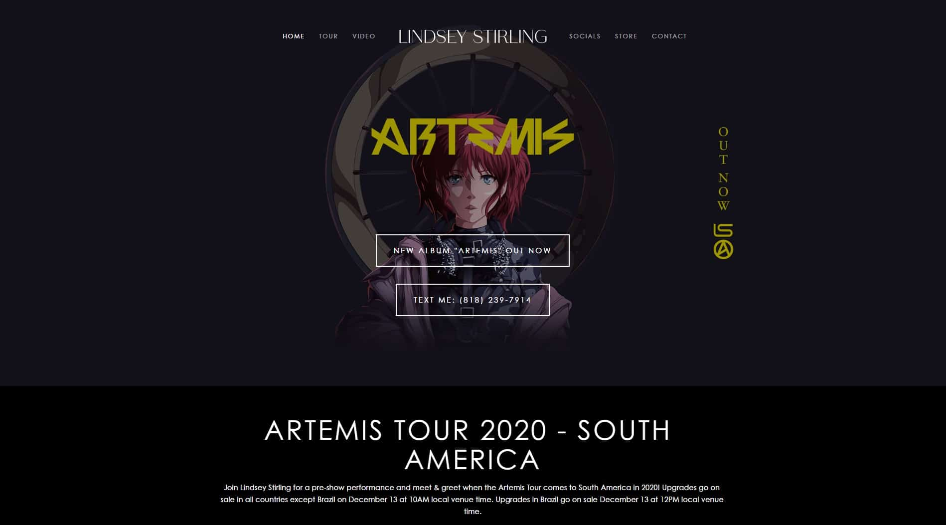 Artemis_album_lindsey_website