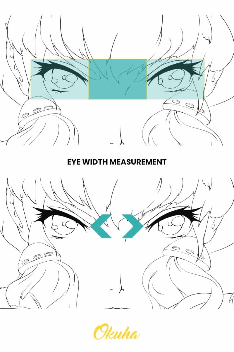 Drawing_Anime_and_manga_how_to_guide_beginners_advanced_eye_width_structure