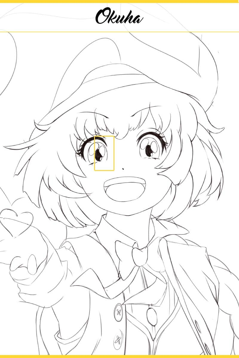 how_to_draw_cute_anime_girl_face_head