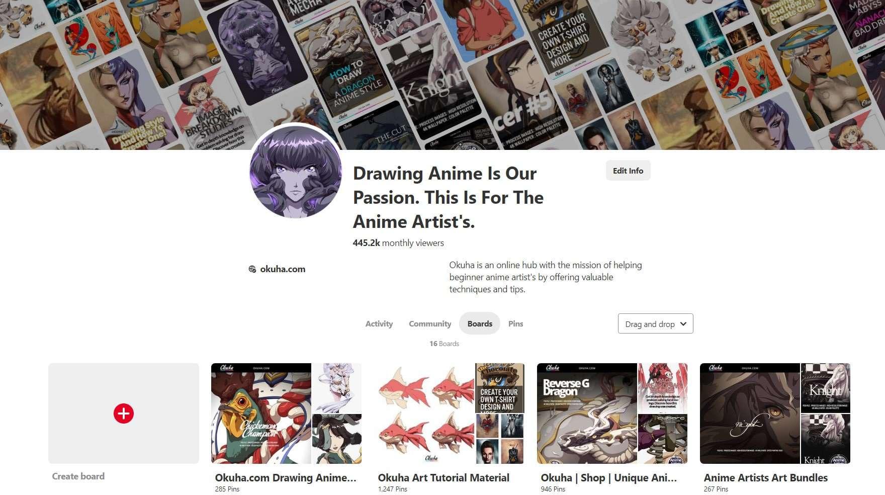 Pinterest_board_okuha_anime_artists_resources