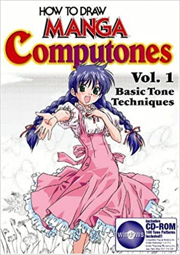 How To Draw Manga Computones Volume 1