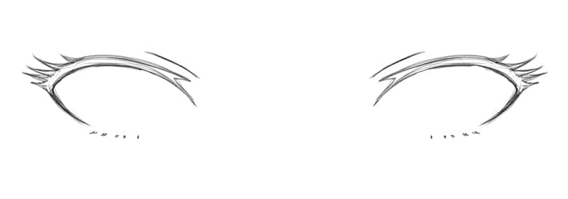 How_To_Draw_Female_Anime_Eyes_Step_1_2