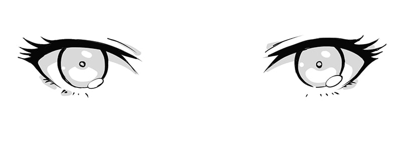 How_To_Draw_Female_Anime_Eyes_Step_4