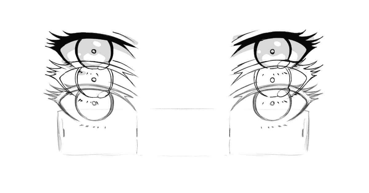 How_To_Draw_Female_Anime_eyes_Drawing_tutorial
