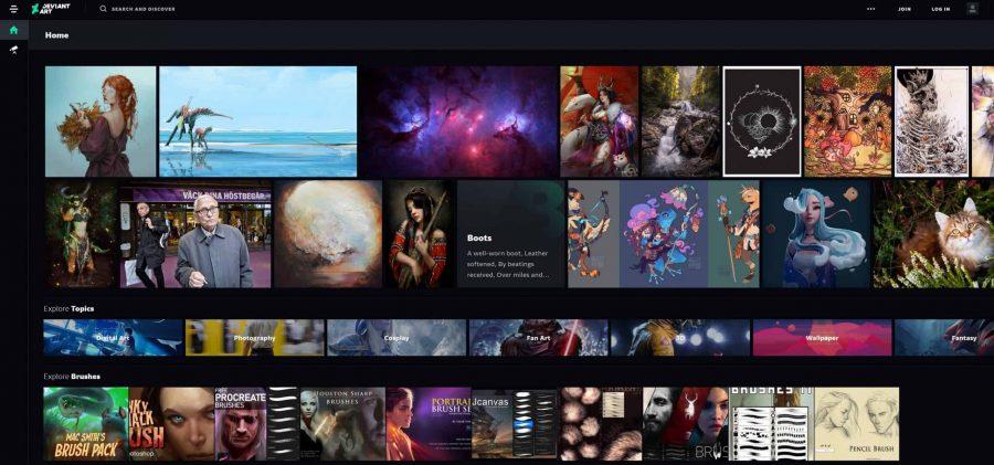 digital_art_websites_deviantart