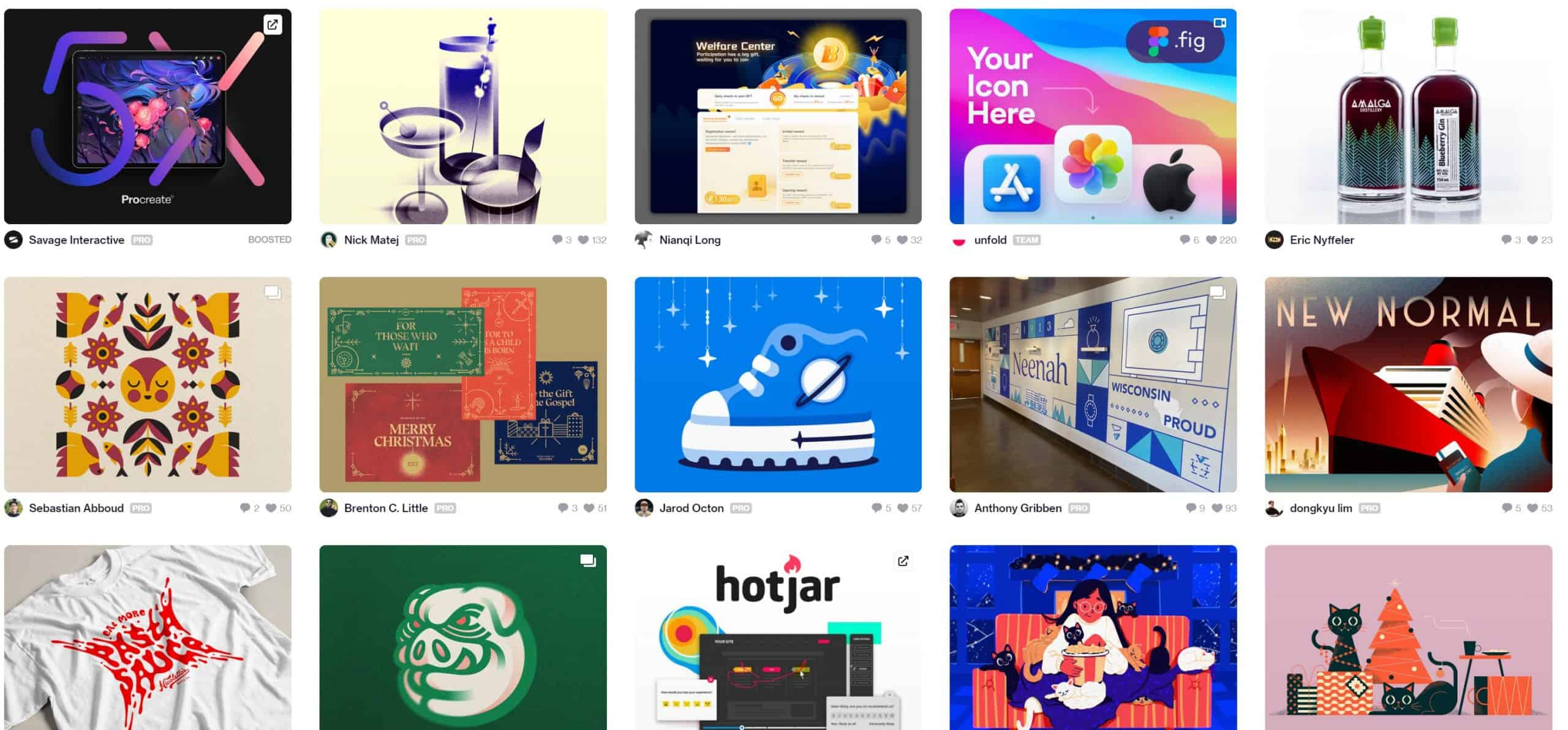 digital_art_websites_dribbble