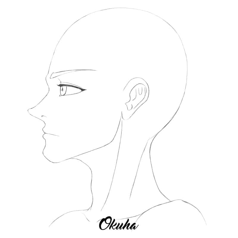 how_to_draw_anime_face_profile_view_step_7.0