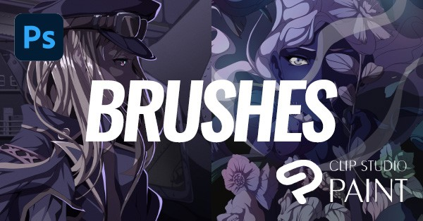 Okuha_Brushes