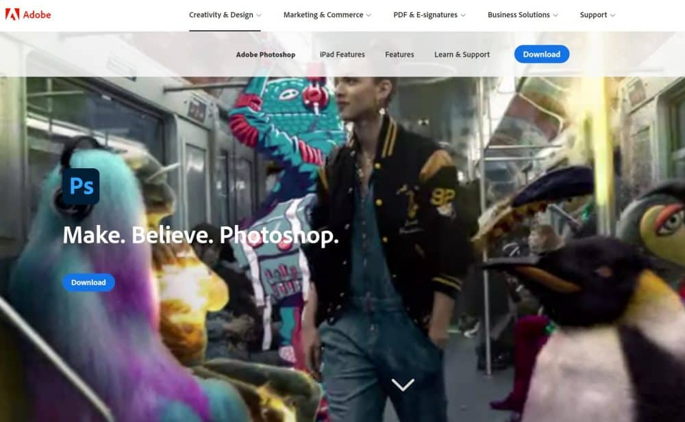 adobe_photoshop_homepage