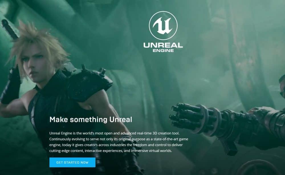 anime_software_unreal_engine