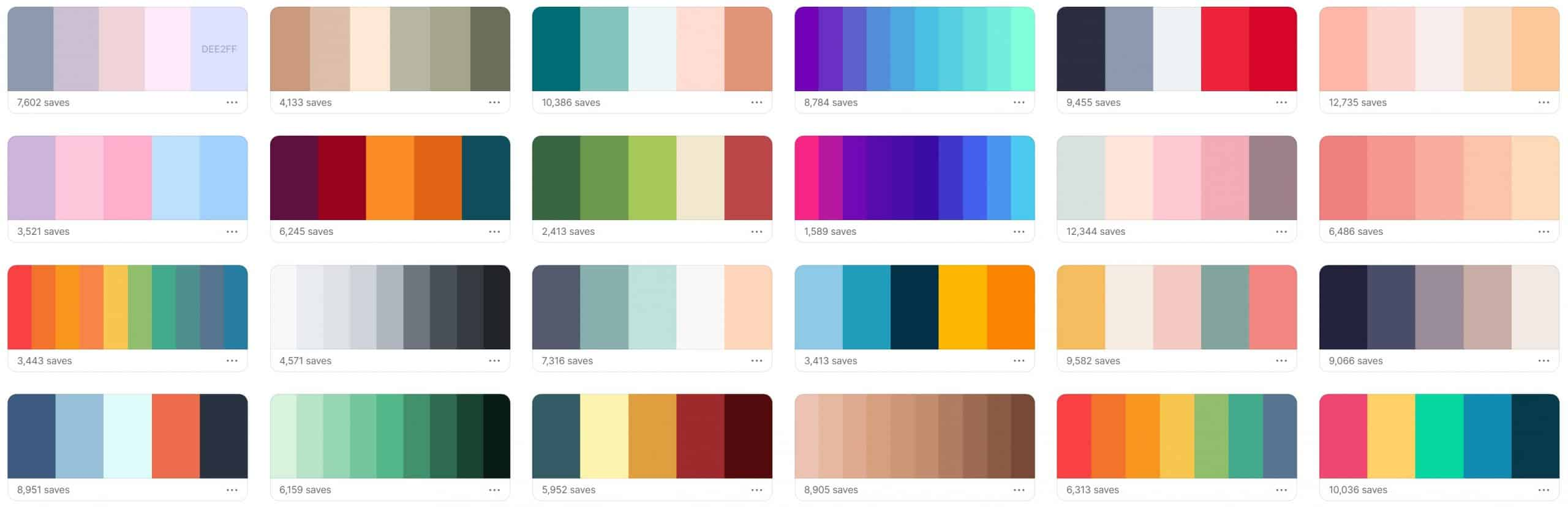 how_to_draw_anime_coolors_color_schemes