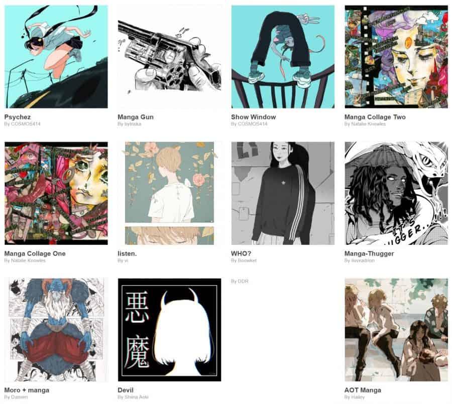 anime_art_prints_inprnt